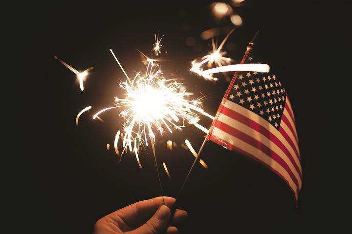 Happy 4th of July, happy birthday month and Healthy summer cookout ideas~